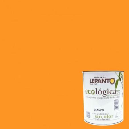 Pint plastica ecologica lepanto mandarina
