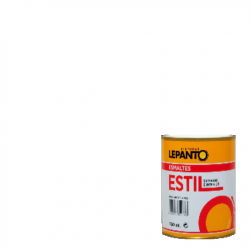 Estil brillante Blanco