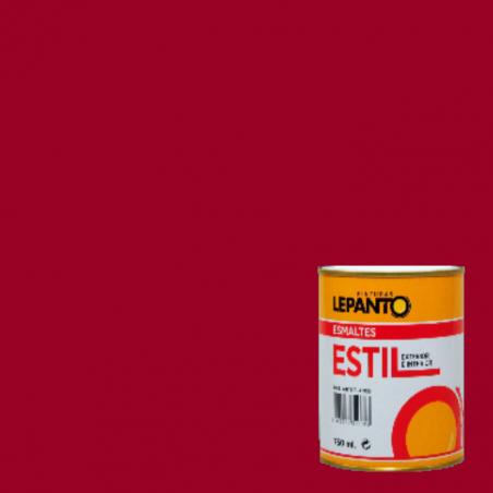 Estil 528 Rojo Carruajes