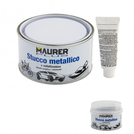Masilla reparadora de metales 500 ml