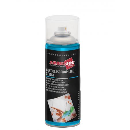 Alcohol isopropílico  en spray 400 ml