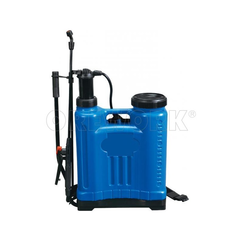 Pulverizador - sulfatadora de mochila con lanza telescópica