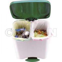 Cubo pedal ecológico 50 L