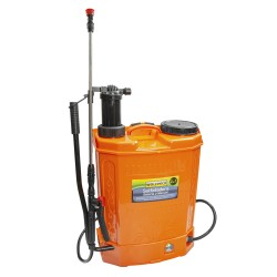 Sulfatadora manual y a bateria
