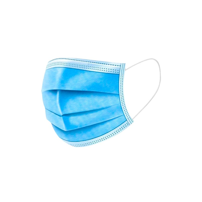 Mascarilla higiénica en caja de 50 Uds.