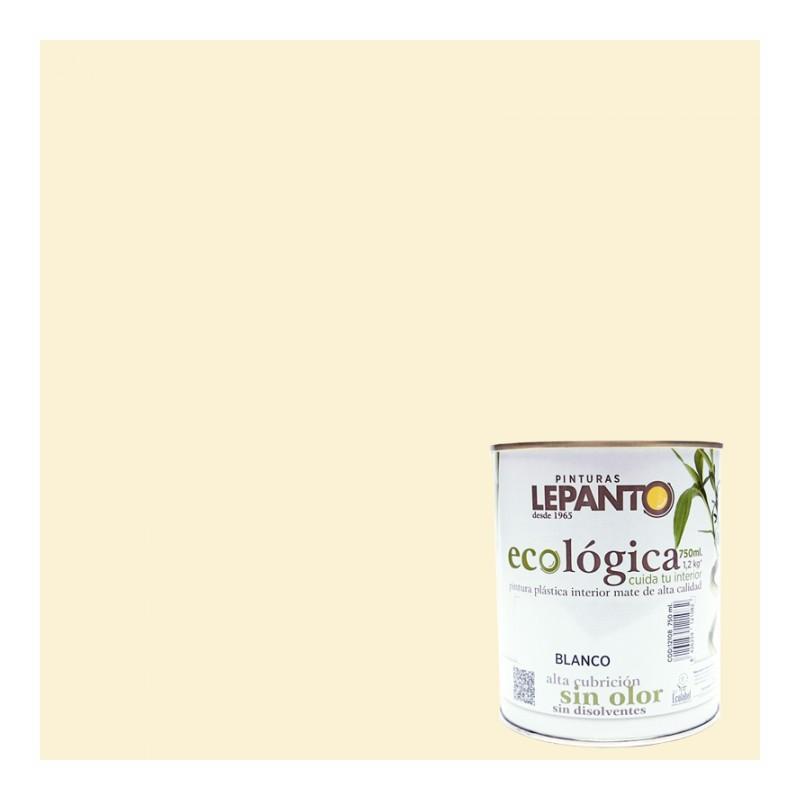 Pintura ecológica E212 Amarillo Suave