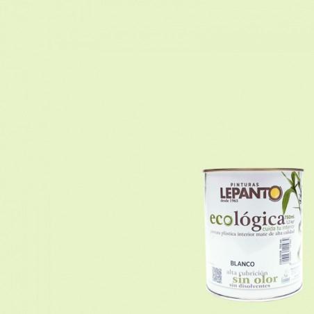Pintura ecológica E226 Verde Luz