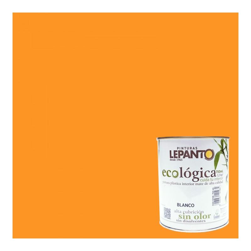 Pintura ecológica E235 Mandarina