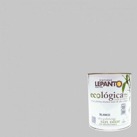 Pintura ecológica E245 Gris Ceniza