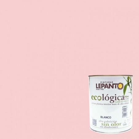 Pintura ecológica E246 Rosa Suave