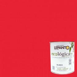Pintura ecológica E252 Rojo...