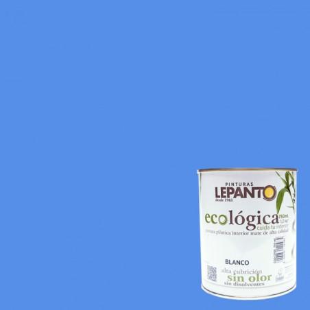Pintura ecológica E253 Azul Cadaqués