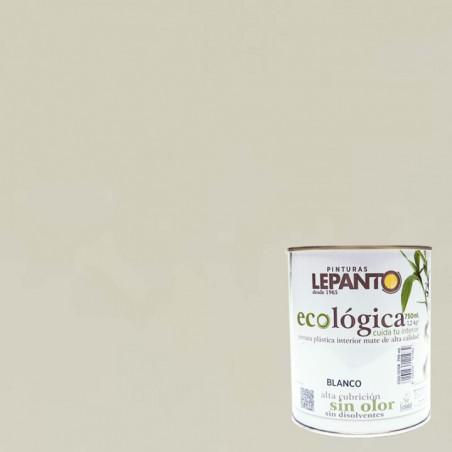 Pintura ecológica E262 Alabastro